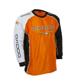 OXDOG TOUR GOALIE SHIRT ORANGE, padding