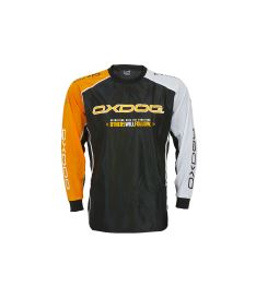 OXDOG TOUR GOALIE SHIRT BLACK/OR, no padding XL - Pullover