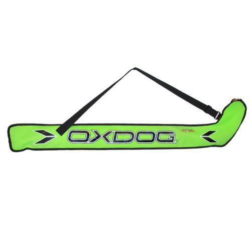 OXDOG 2C STICKBAG junior orange/green - florbalový stickbag