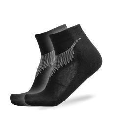 FREEZ ANCLE SOCKS 2-pack black