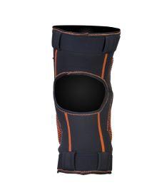 EXEL S100 KNEE GUARD senior black/orange - Chrániče a vesty