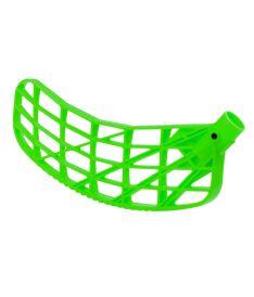 Florbalová čepel EXEL VISION SB neon green L - florbalová čepel