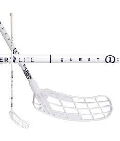 Floorball stick SALMING Q1 PowerLite White 103 (114 cm)