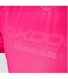 Dres OXDOG ATLANTA TRAINING SHIRT pink senior - Trička