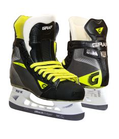 GRAF SKATES ULTRA 7035 black edge - EE