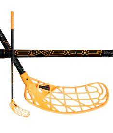 Florbalová hokejka OXDOG ZERO HES 27 OR 101 SWEOVAL MBC
