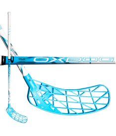 Florbalová hokejka OXDOG ZERO RUDD HES 27 FB 101 ROUND MB