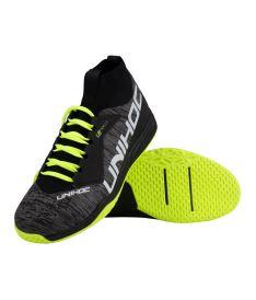 UNIHOC Shoe U5 PRO MidCut Men grey/yellow