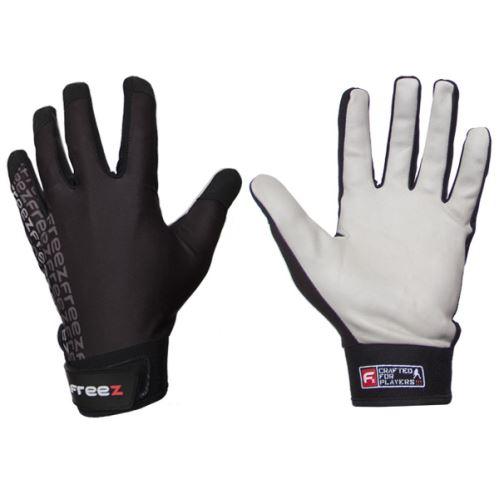 Brankářské florbalové rukavice  FREEZ GLOVES G-280 black SR - S - Brankařské rukavice