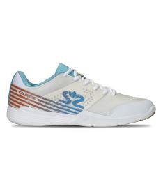 SALMING Viper 5 Shoe Men White/RaceBlue 9,5 UK