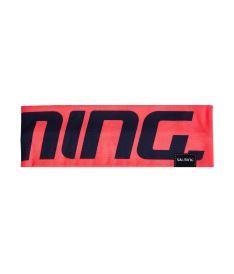 SALMING Headband Coral/Navy 7cm