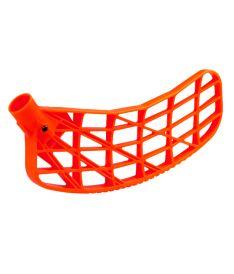 EXEL BLADE VISION SB neon orange R - Floorball Schaufel